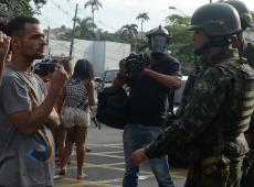 Nascida para reprimir greves, PM paulista é um dos principais meios de controle do Estado