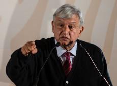 """López Obrador adverte Trump: """"Encontre lugar para os criminosos anistiados em seu gabinete"""""""