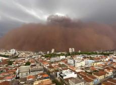 De Norte a Sul, tempestades de areia avançam pelo Brasil: como evitar perigos e se proteger?