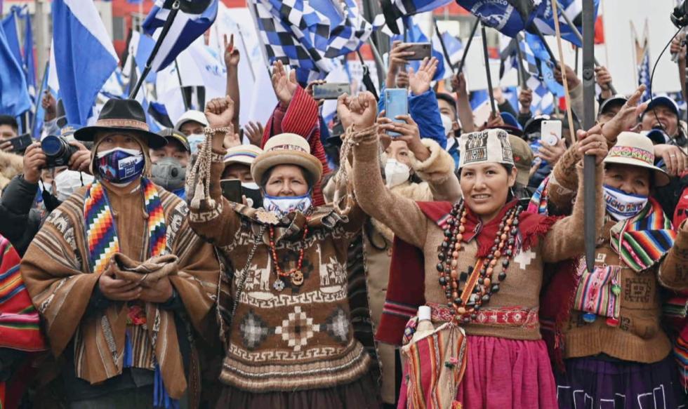 Opera Mundi: Bolívia vai às urnas; esquerda, favorita, tenta reverter golpe de 2019