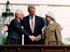 Hoje na História: 1994 - Israel e OLP assinam o Acordo de Oslo