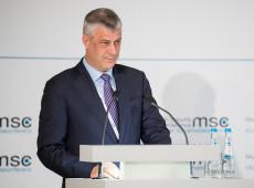 Presidente do Kosovo é indiciado por crimes de guerra e contra a humanidade