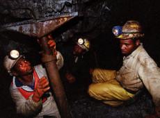 África do Sul: Média de casos de covid-19 é o dobro entre trabalhadores da mineração