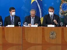 Moro, Guedes e Bolsonaro: a equação perfeita deste abjeto 31 de março, aniversário do golpe