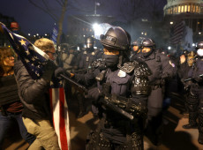 Prefeita de Washington estende emergência na cidade para até um dia depois da posse