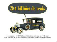 Conde e Carvall: Score! Fundo bilionário entregue por Bolsonaro a assessor do PL
