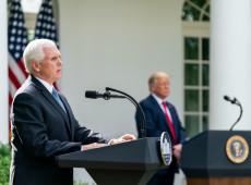 Democratas dão ultimato a Mike Pence para afastar Donald Trump do cargo