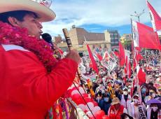 Apuração no Peru: Pedro Castillo amplia vantagem e se consolida na liderança; siga