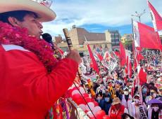 1º turno no Peru: Com mais de 90% apurados, Castillo lidera, seguido por Keiko Fujimori; siga - 13.abr.2021