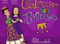 Frida, Parra e Azurduy: editora argentina lança livros infantis com histórias de 'antiprincesas' da América Latina