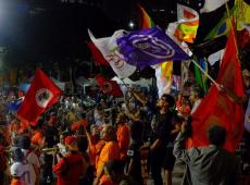 Petroleiros fazem greve por trabalho, enquanto governo Bolsonaro pede o fim da Petrobras