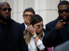 Emma Coronel Aispuro, esposa de El Chapo es arrestada por narcotráfico en Estados Unidos