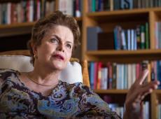 """Dilma: """"Moro é uma direita só um degrau menos radical e fascista do que Bolsonaro"""""""