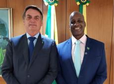 Sérgio Camargo, o presidente racista da Fundação Palmares, precisa ir embora