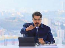 Maduro: consórcio Covax falhou na Venezuela
