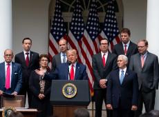 EUA: convenção do Partido Republicano será reduzida devido à pandemia