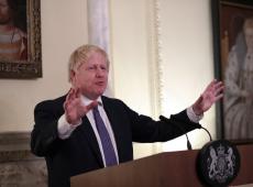 Boca de urna indica vitória de Boris Johnson em eleições do Reino Unido