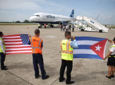 Terrorismo econômico: governo de Donald Trump suspende vôos fretados para Cuba