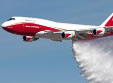 Evo contrata avião supertanque para combater incêndios na Amazônia boliviana