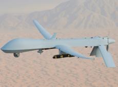 Navio dos EUA derruba drone iraniano no Estreito de Ormuz