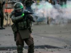 CIDH denuncia gobierno de Chile por violencia:  Más de 2.000 personas heridas en protestas
