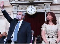 """Em discurso incisivo, Alberto Fernandez reafirma: """"porões da democracia, nunca mais!"""""""