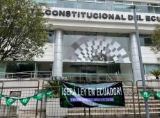 Justiça do Equador decide despenalizar aborto em caso de estupro