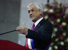 Em meio a protestos contra o governo, Piñera oficializa aumento do salário minimo no Chile