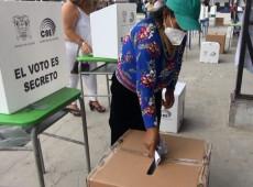 CNE: Resultados oficiais das eleições no Equador devem sair neste final de semana