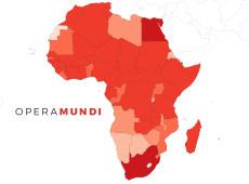 Coronavírus na África: siga, com mapas e gráficos, a situação da pandemia no continente