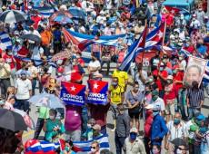 Imagens falsas, vídeos velhos e robôs: as farsas nas redes sociais sobre os protestos em Cuba