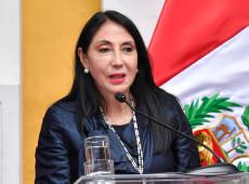 Ministra das Relações Exteriores do Peru renuncia após furar fila de vacinação