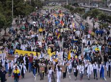 Greve geral, massacre por ação estatal, mortos e presos ilegais: entenda o que está acontecendo na Colômbia