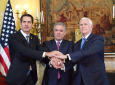 Diplomatas de Colômbia e Brasil participam de reunião nos EUA pra discutir 'solução militar' contra Venezuela