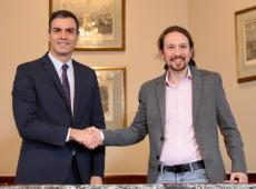PSOE e Podemos formam coalizão histórica de esquerda para governar Espanha
