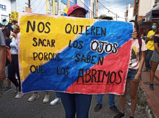 Marcha Patriótica: a Colômbia está de pé contra a política de extermínio e terrorismo de Iván Duque