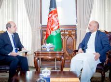 Rússia não se apressará a reconhecer ou não novas autoridades do Afeganistão, diz embaixador