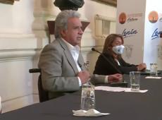Presidente do Equador pede desculpas a família de jovem que se matou após ser estuprada na escola