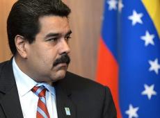 "Bala na testa de Nicolás Maduro para restituir a ""democracia"" na Venezuela"