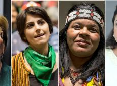 Vices e protagonistas: mulheres em chapas presidenciais não querem cargo decorativo