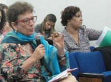 Luciana Araújo: Nilcea Freire, presente!