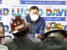 Presidente eleito da Bolívia é alvo de atentado com dinamite