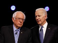 Biden consolida vantagem sobre Sanders em concurso para nominação democrata