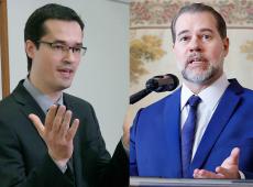 Deltan incentivou colegas da Lava Jato a investigar Toffoli 'sigilosamente'