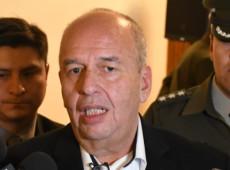 Ex-ministros de Áñez fugiram para os Estados Unidos, diz polícia boliviana