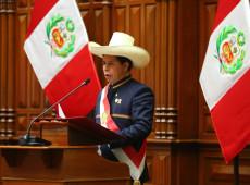 Peru: Empossado, Castillo quer constituinte 'plurinacional, popular e com paridade de gênero'
