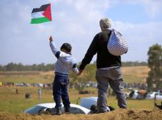A infância palestina e o dispositivo sionista