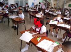 Cuba retoma aulas em territórios sem transmissão local de covid-19