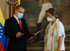 Venezuela declara embaixadora da União Europeia como persona non grata