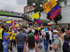 Quase 380 pessoas estão desaparecidas após protestos, aponta Defensoria Pública da Colômbia